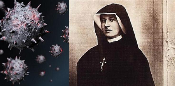 Św. Faustyna o tym, jak będzie wyglądał koniec świata - zdjęcie