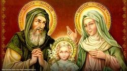 Święci Anna i Joachim, rodzice Najświętszej Maryi Panny - miniaturka