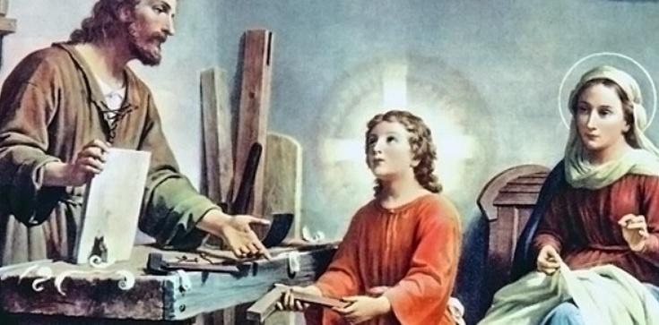 Św. Józef ukazuje nam wartość i godność pracy ludzkiej - zdjęcie