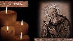 Święty Serafin z Montegranaro, zakonnik - miniaturka