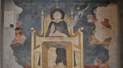 Florencja. Można już podziwiać najstarszy wizerunek św. Tomasza z Akwinu  - miniaturka