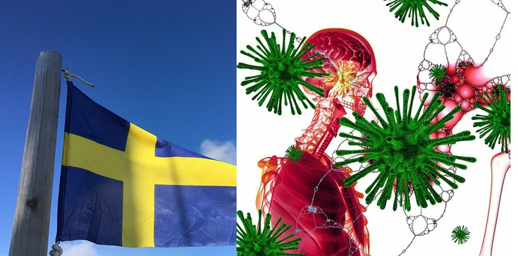 Szwecja: lockdown a liczba zgonów. Te dane skłaniają do zadumy - zdjęcie