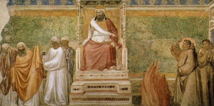 Święty Franciszek i muzułmanie - zdjęcie