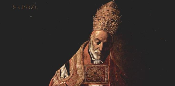 Święty Grzegorzu, módl się za nami! - zdjęcie