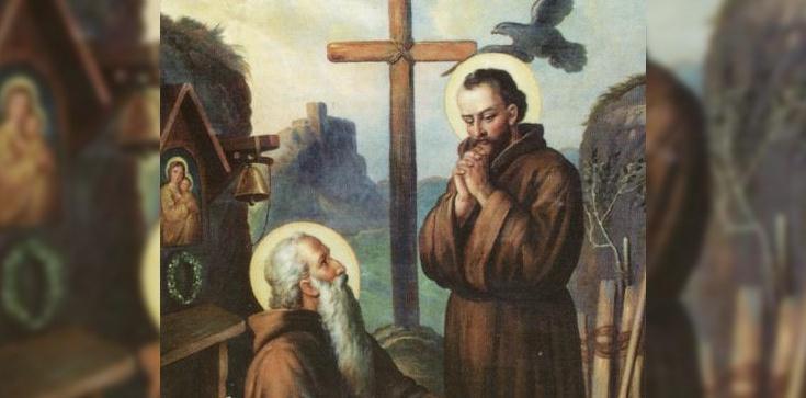 Niezwykli święci, polscy pustelnicy - Andrzej Świerad i Benedykt - zdjęcie