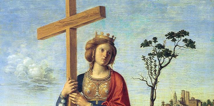 Święta Helena. To dzięki niej mamy relikwie Krzyża Chrystusa! - zdjęcie