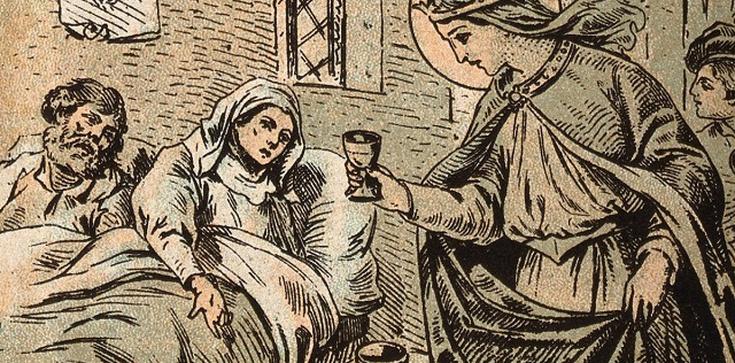 Święta Matylda. Wspomagała ubogich i kościoły - zdjęcie