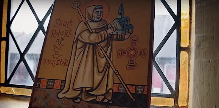Miał szczególną moc nad złymi duchami. Święty Robert z Newminster - zdjęcie