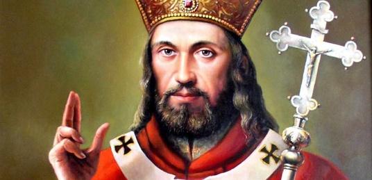 Św. Wojciech – cudowny orędownik Polaków - miniaturka