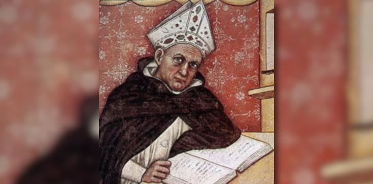 Św. Albert, wielki nauczyciel św. Tomasza z Akwinu - zdjęcie