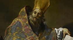 Jego kazania nawróciły św. Augustyna - miniaturka