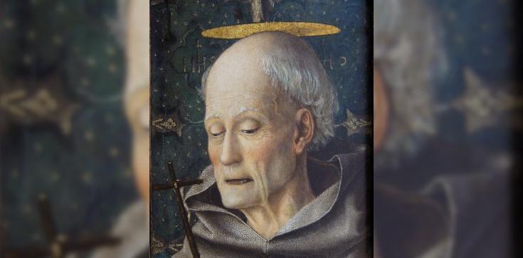 Święty Bernardyn ze Sieny. Nade wszystko ukochał Imię Jezus - zdjęcie