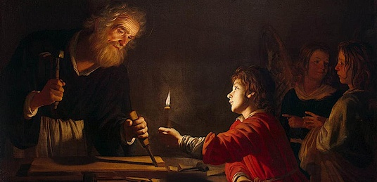 Dzisiejszy mężczyzna powinien być jak św. Józef  - miniaturka