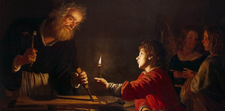 Dzisiejszy mężczyzna powinien być jak św. Józef  - zdjęcie