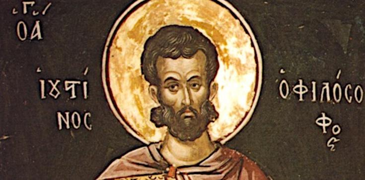 Święty Justyn, męczennik. Najważniejszy apologeta chrześcijaństwa w II wieku - zdjęcie
