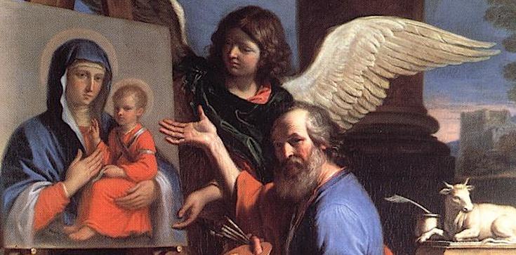 Dziś św. Łukasza Ewangelisty - zdjęcie