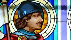 Święty Wacław. Męczennik zamordowany w kościele - miniaturka