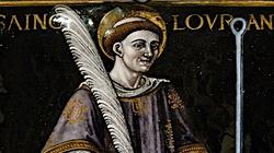 Święty Wawrzyniec - diakon i męczennik - miniaturka