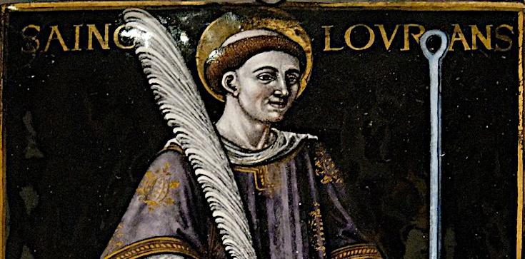 Święty Wawrzyniec - diakon i męczennik - zdjęcie