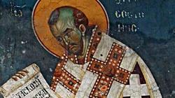 Święty Jan Chryzostom, biskup i doktor Kościoła - miniaturka