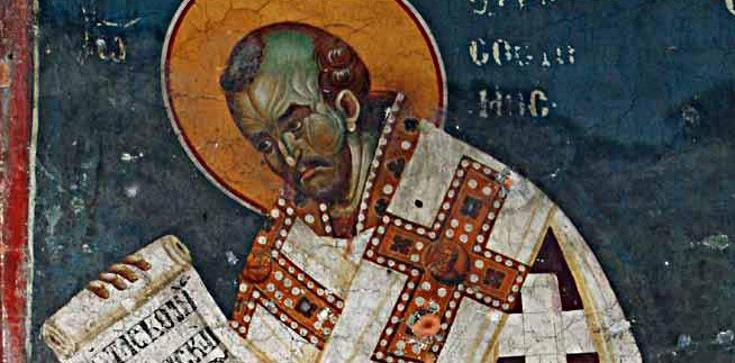 Święty Jan Chryzostom, biskup i doktor Kościoła - zdjęcie