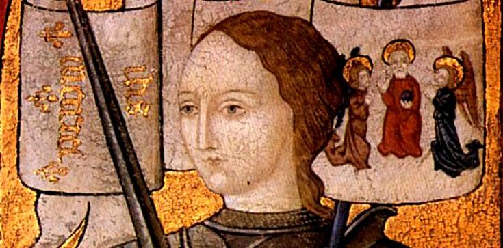 Pomódl się dziś do św. Joanny d'Arc o siłę w walce ze złem - zdjęcie
