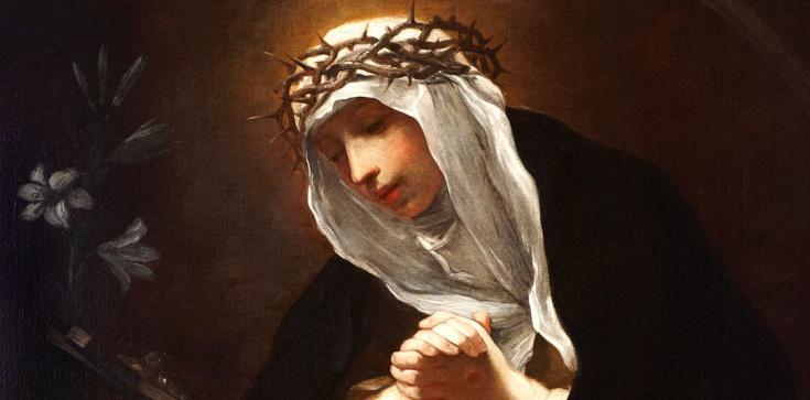 Wizja św. Katarzyny ze Sieny o niesprawiedliwych kapłanach - zdjęcie