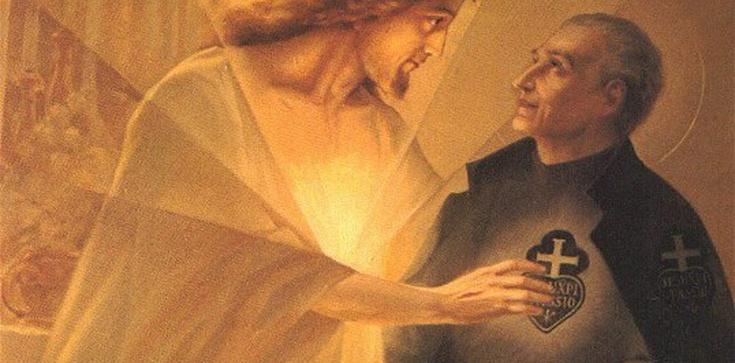 Święty Paweł od Krzyża, pasjonista. Współzałożyciel zakonu sióstr klauzurowych - zdjęcie