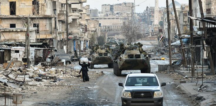 Kardynał: Syria prawdziwym piekłem na ziemi - zdjęcie