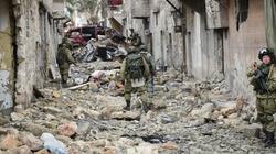 Syria: amerykańskie wojska znalazły się pod tureckim ostrzałem - miniaturka