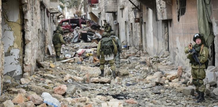 Syria: amerykańskie wojska znalazły się pod tureckim ostrzałem - zdjęcie