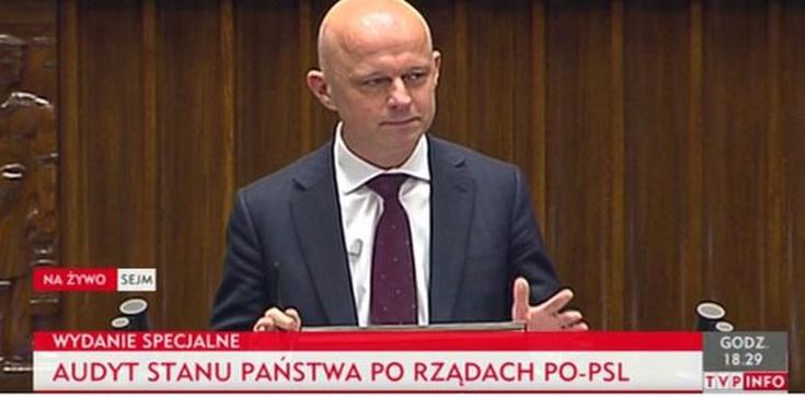 Minister Szałamacha pokazuje liczby. Platforma nie może zarzucić brak szczegółów!  - zdjęcie