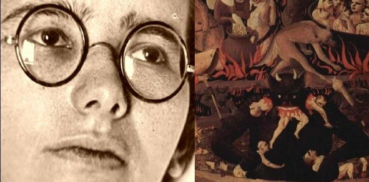 Marta Robin jak Chrystus zstąpiła do piekieł - zdjęcie