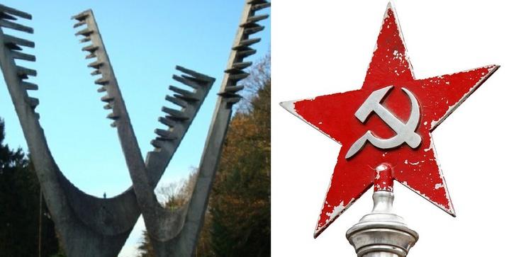 Skandal! Prowokacja czy głupota? Władze Szczecina złożyły dzisiaj kwiaty pod pomnikiem żołnierzy radzieckich - zdjęcie