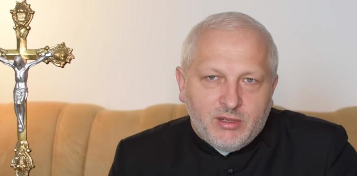 [Wideo] Ks. Arkadiusz Szczepanik na Święto JEZUSA CHRYSTUSA NAJWYŻSZEGO I WIECZNEGO KAPŁANA - zdjęcie