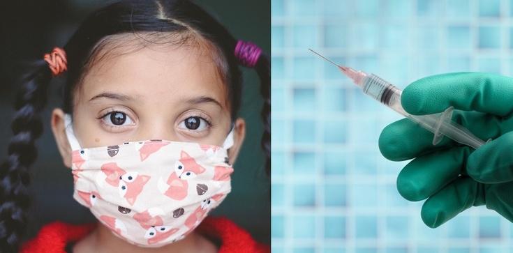 Dr Witczak: Szczepienie dzieci przeciwko covid-19 – niewielkie korzyści, istotne ryzyko - zdjęcie
