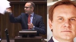 Tarczyński: Szczerba okazał brak szacunku dla polskiego prawa, Sejmu oraz Polski - miniaturka