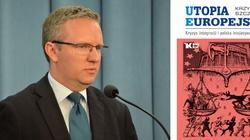 """Trzech ministrów w debacie o """"Utopii Europejskiej""""! Wykładnia polskiej racji stanu - miniaturka"""
