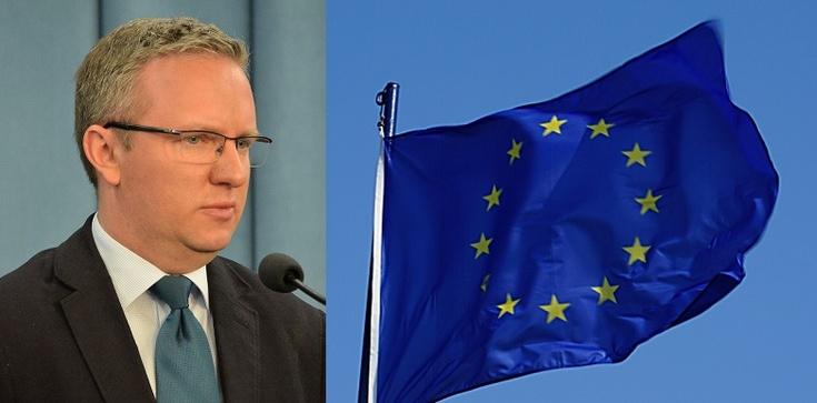 Szczerski o szoku po słowach Junckera: ,,KE tak fałszuje obraz'' - zdjęcie