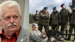 Prof. Romuald Szeremietiew dla Frondy: Więcej wojsk NATO w Polsce- komu to przeszkadza? - miniaturka