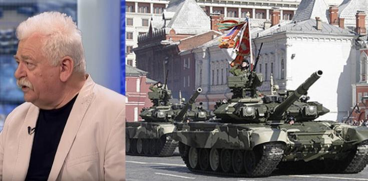 Czy Rosja szykuje się do ataku? Prof. Romuald Szeremietiew dla Frondy - zdjęcie