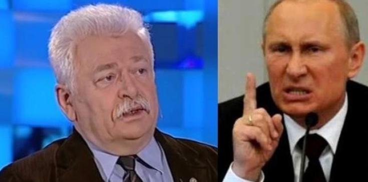 Romuald Szeremietiew dla Frondy: Rosja czeka na pretekst do ataku - zdjęcie