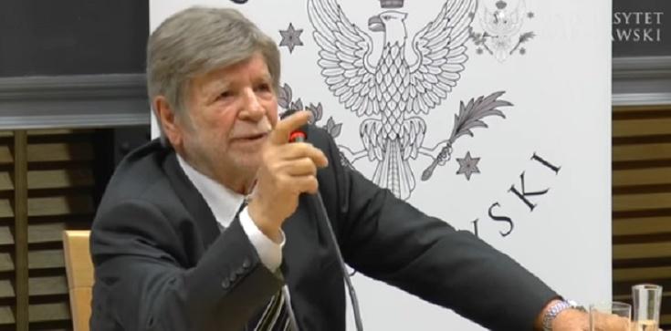 Prof. Szewach Weiss: Czy ja mam prawo krytykować Polaków? - zdjęcie
