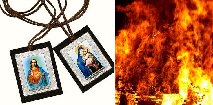 Wielka Obietnica Szkaplerza: Nie zaznasz ognia piekielnego - zdjęcie