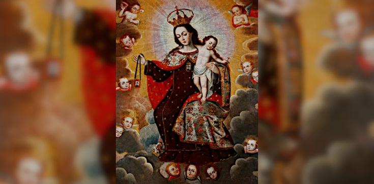 Rozpoczynamy nowennę do Matki Bożej szkaplerznej!  - zdjęcie