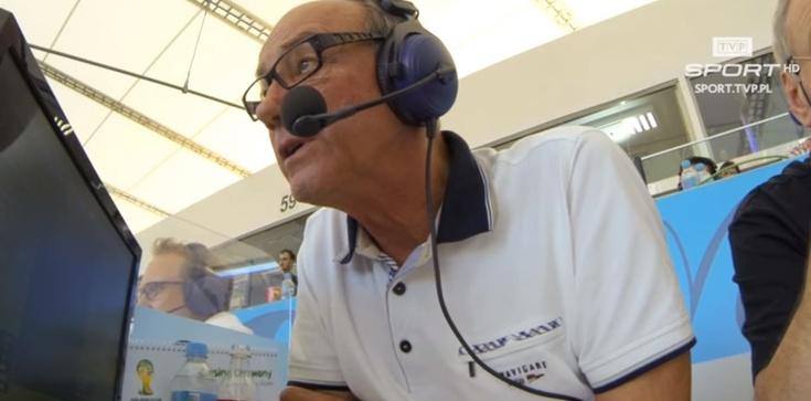 Dariusz Szpakowski nie skomentuje finału Euro. Wiemy już, dlaczego - zdjęcie