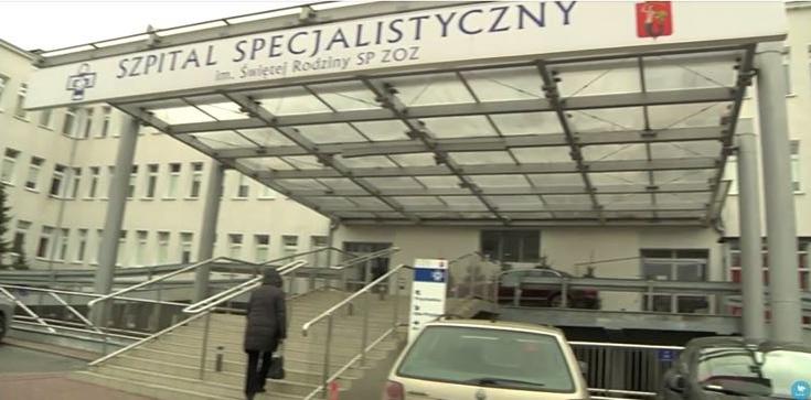 Śledztwo ws śmierci dziecka w Szpitalu Św Rodziny - zdjęcie