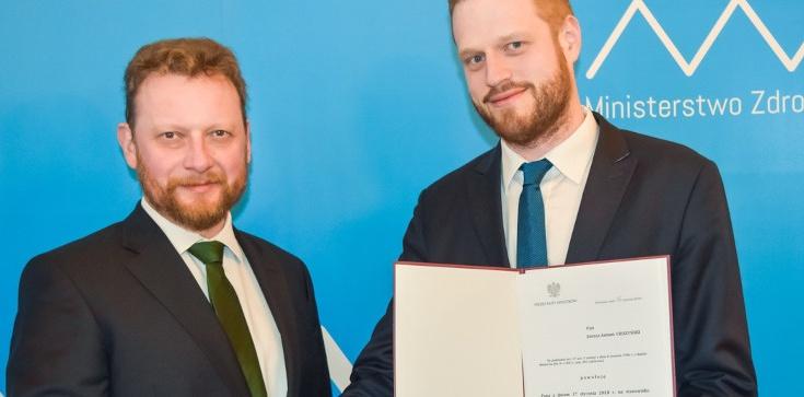 Szumowski: Cieszyńskiemu należy się pomnik w każdej gminie za wprowadzenie e-recept - zdjęcie