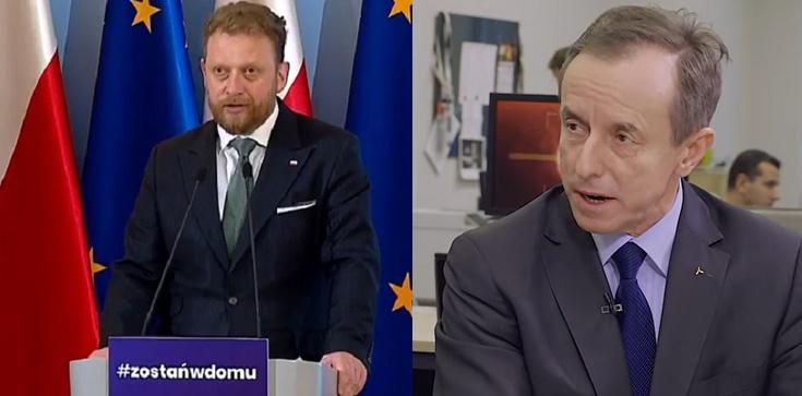 Grodzki krytykuje Szumowskiego w sprawie rekomendacji daty wyborów - zdjęcie