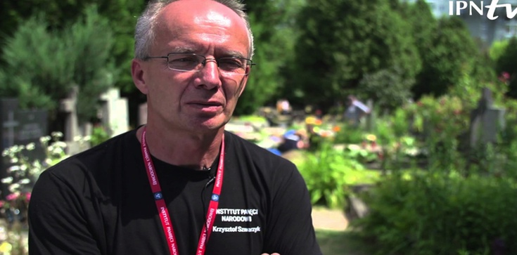 Prof. Krzysztof Szwagrzyk: W komunistycznych służbach 50% funkcjonariuszy to byli Żydzi - zdjęcie